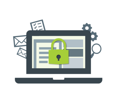 Visualisierung Endpoint Security Management