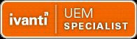 Ivanti UEM Specialist